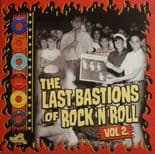 LP/VA✦THE LAST BASTIONS OF ROCK'N'ROLL Vol.2✦ Extraordinaire Compilation Serie ♫
